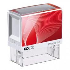 Printer 40
